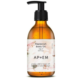 Replenish Body Oil 250ml - APoEM