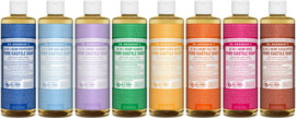 Pure Castille Liquid Soap 475ml - Dr. Bronner's