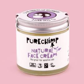 Natural Face Cream - Pure Chimp