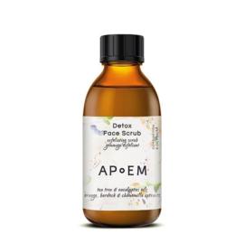 Detox Face Scrub 150ml - APoEM