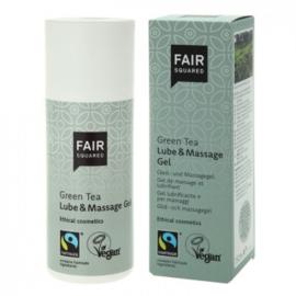 Glijmiddel en Massagegel 150ml - Fair Squared