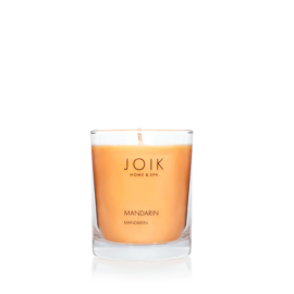 Mandarin Soywax kaars 145g (Vegan) - JOIK