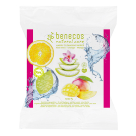 Happy Cleansing Wipes - Benecos