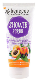 Shower Scrub 100ml - Benecos