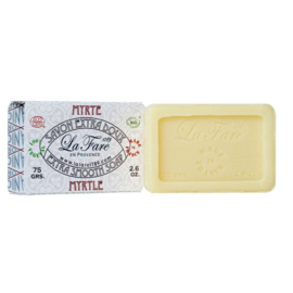 Extra Smooth Soap Myrte 75g - La Fare 1789