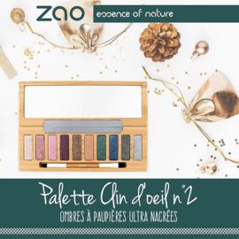 Palette Clin d'oeil n°2 - Zao