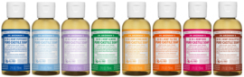 Pure Castille Liquid Soap 60ml - Dr. Bronner's