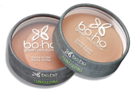 Bronzing Powder-  Boho green make-up