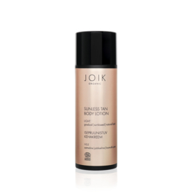 Sunless Tan Body Lotion Light 100ml - JOIK