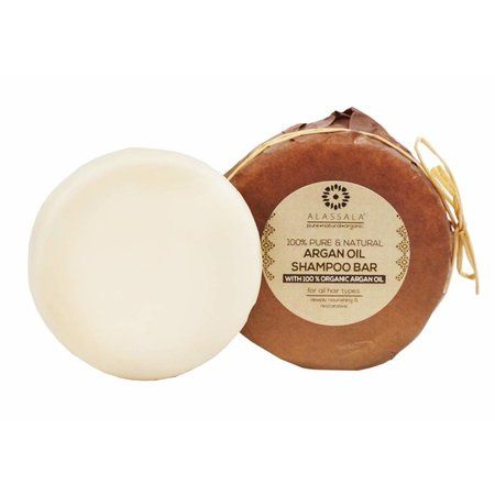 Shampoo Bar 85g - Alassala