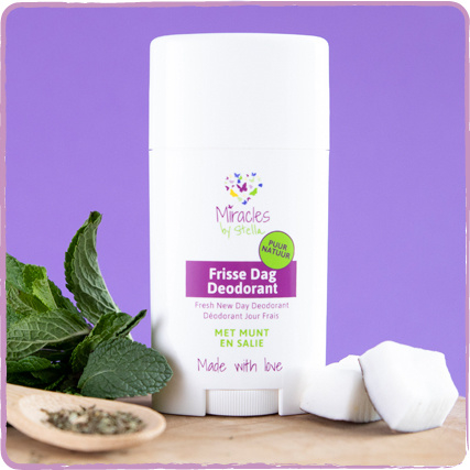 Frisse Dag Deodorant 50ml - Miracles by Stella