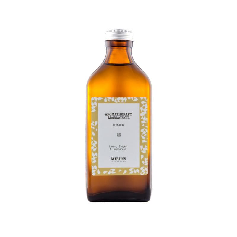 Massageolie Recharge 200ml - Mirins
