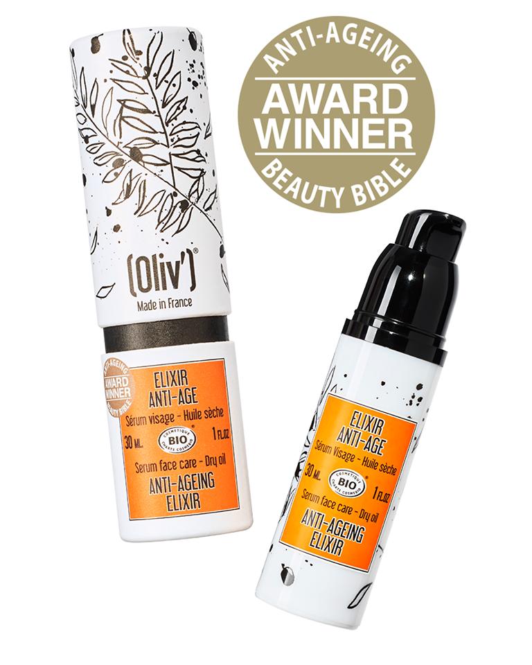 Award winning anti-aging elixer