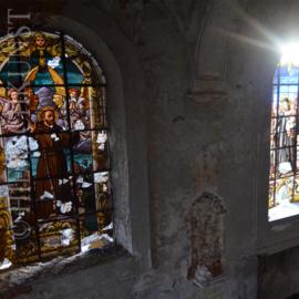 Sint Franciscus reconstructie
