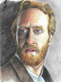 Van Gogh portret