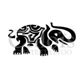 Indian Elefant (5 pcs)