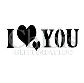 I Love You (5 pcs)