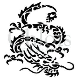 Chinese Dragon (5 pcs)