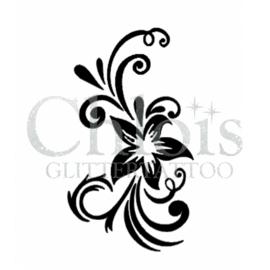 Swirl Flower (5 pcs)