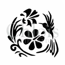 Flower Colibri (5 pcs)