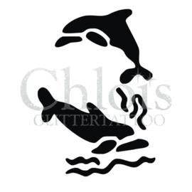Dolphins (5 pcs)