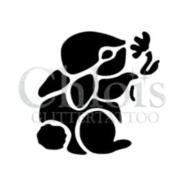 Cute Rabbit (5 pcs)