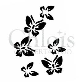 Butterfly Group (5 pcs)