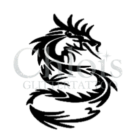 Feather Dragon (5 pcs)