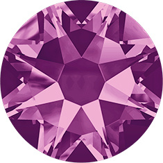 Swarovski Elements Amethyst model 2058 size SS20