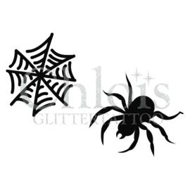 Spider & Web (DS) (5 pcs)