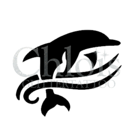 Dolphin Trible (5 pcs)