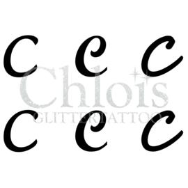 Letter C (MS 6) (1 pcs)