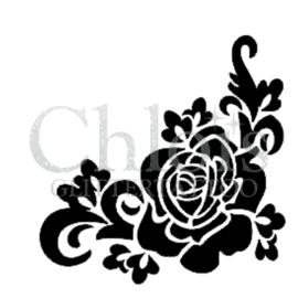 Corner Rose Fleur (5 pcs)