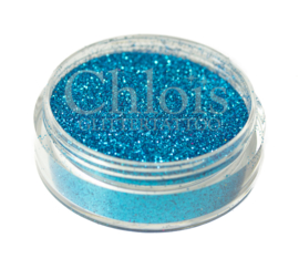 Chloïs Glitter Lake Blue 10 ml