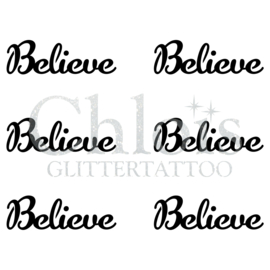 Believe (MS 6) (1 pcs)