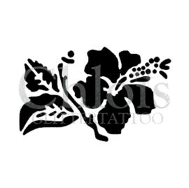 Hibiscus Dots (5 pcs)