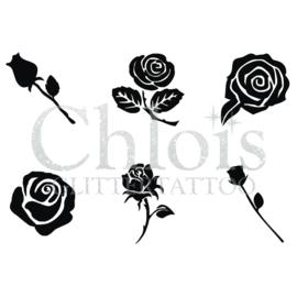 Roses (MS 6) (1 pcs)