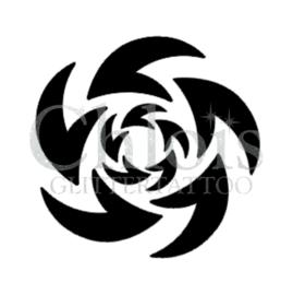 Ongoing Circle (5 Pcs)