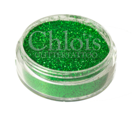 Chloïs Glitter Light Green 10 ml