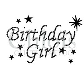 Birthday Girl Dots (5 pcs)