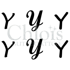 Letter Y (MS 6) (1 pcs)