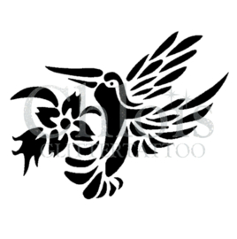 Colibri Flower (5 pcs)