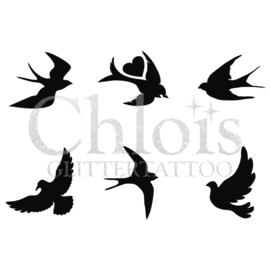 Birds (MS 6) (1 pcs)
