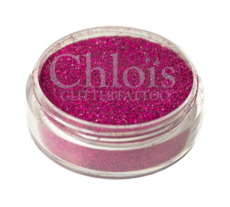Chloïs Glitter Laser Rose 5 ml