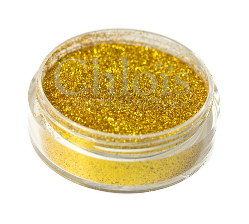 Chloïs Glitter Deep Gold 10 ml