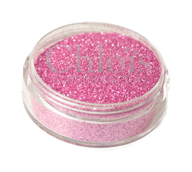 Chloïs Glitter Bright Pink 10 ml