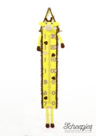 Haakpakket Groeimeter Giraffe Pleun