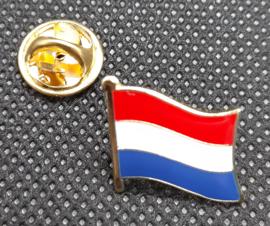 Pin Nederlands vlaggetje