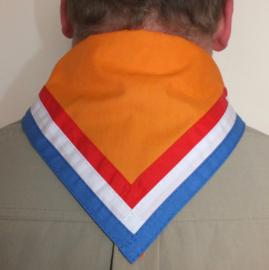 Nederlandse scoutingdas Standaard