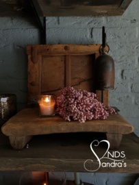 Pepperberries zacht roze